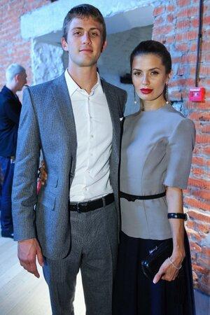 Алекс Смерфит и Виктория Боня