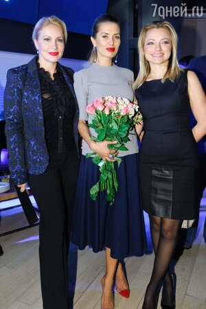 Екатерина Одинцова, Виктория Боня, Инна Маликова