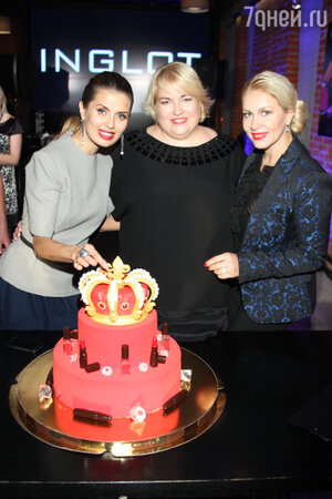 Виктория Боня, Елена Бублик и Екатерина Одинцова