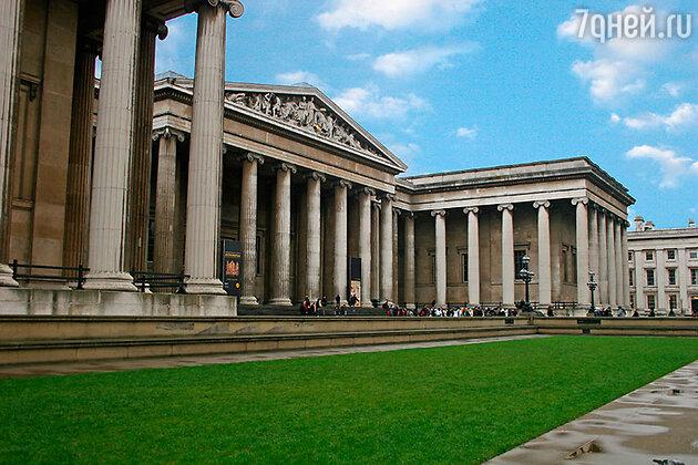 Британский музей, Лондон, Великобритания