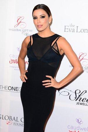 Ева Лонгория в Victoria Beckham