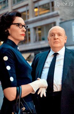 Кадр из фильма «Хичкок»