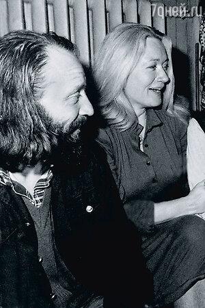 Людмила Полякова и Анатолий Васильев