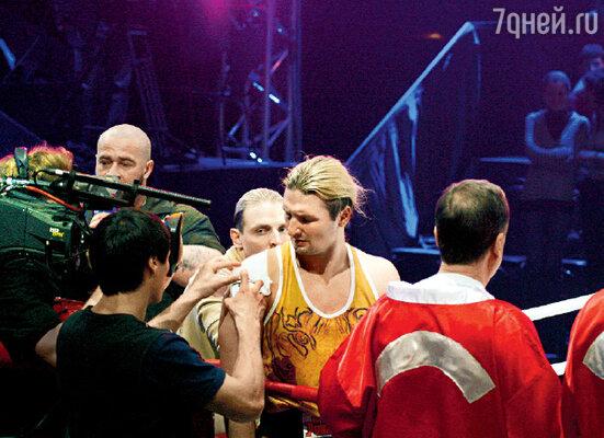 После победы в «Короле ринга» Эдгарду Запашному пришлось отправиться в клинику