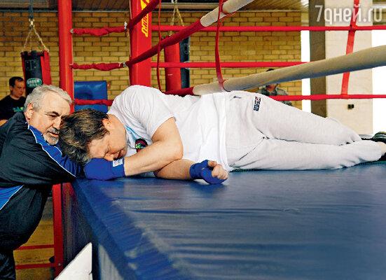 Валдис Пельш заработал на «Короле ринга» серьезную травму — разрыв связок руки