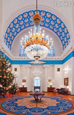Дом, выстроенный «русским Морганом»,  с 1933 года волей случая превратился в резиденцию американских послов