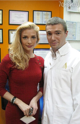 Татьяна Котова и Андрей Искорнев