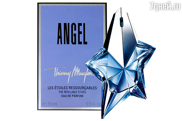 1992 год. Angel от Thierry Mugler