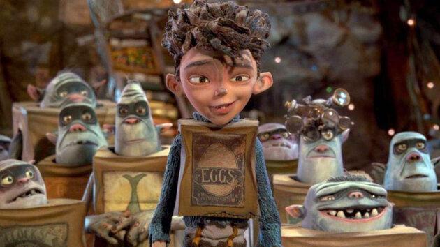 Кадр из фильма «Семейка монстров»