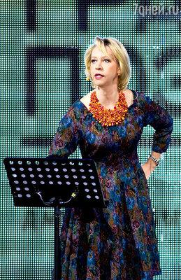 Во время выступления наконцерте «Гражданин поэт». 2011 г.