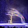 Рождественское шоу «Волшебные пузыри Фан Янга» в Крокус Экспо
