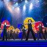 Мюзикл «Поющие под дождем» в театре «Россия»