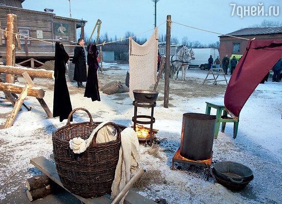В Ельце воссоздали атмосферу бродячего цирка из прошлого века
