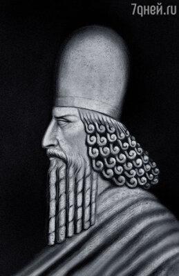Заратустра — лидер и пророк,  основатель магической религии — зороастризма