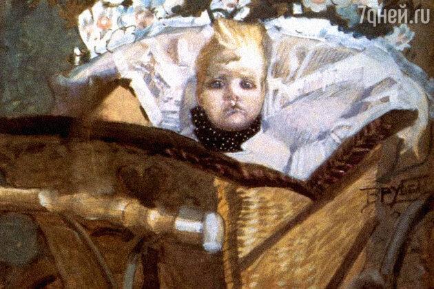 Портрет сына художника» написан за несколько недель до смерти Саввочки