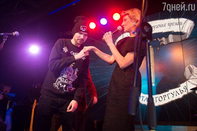 Рената Литвинова, Noize MC