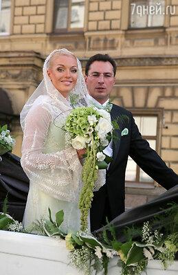 Свадьба Анастасии Волочковой и Игоря Вдовина, 2007 год