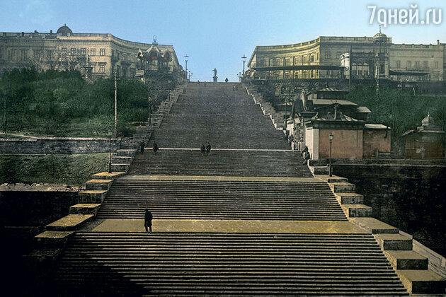 Одесская Потемкинская лестницу