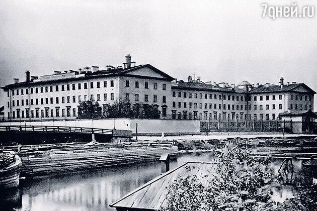 Психиатрическая больница Святого Николая Чудотворца на Мойке