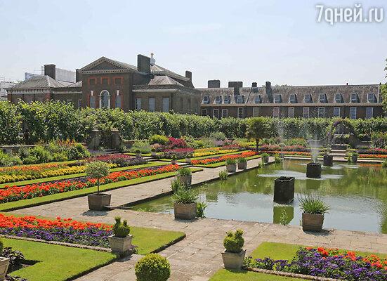 Кенсингтонский дворец — лондонский дом Кейт и Уильяма