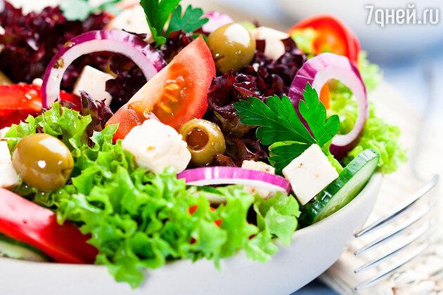 Рецепты для Великого поста: овощные суп, киш и салат
