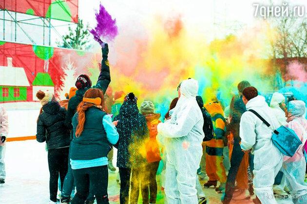 ��������� �ColorFest ����� ���
