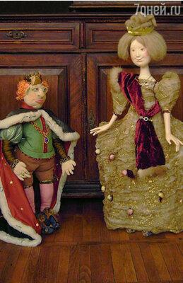 В музее «Кукольный дом» состоится настоящий кукольный бал.