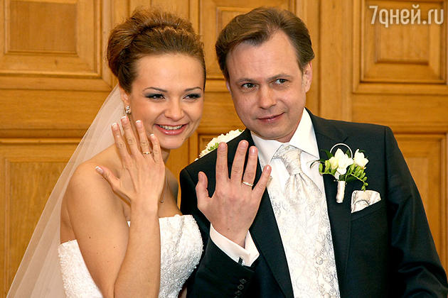 Владимир Левкин и Маруся Ичетовкина