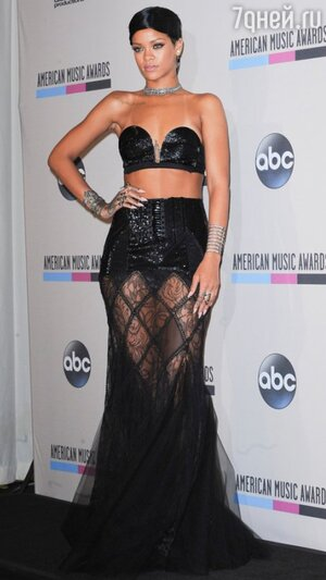 ������ � ������ �� Jean Paul Gaultier �� ������ American Music Awards 2013