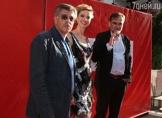 Игорь Толстунов, Светлана Дрыга и Сергей Сельянов