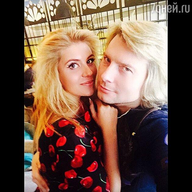 Анна Шульгина и Николай Басков
