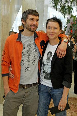 Владимир и Валерия Кристовские
