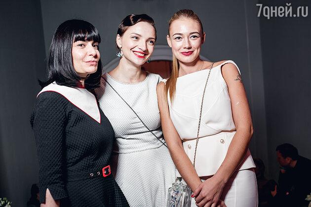 Оксана Акиньшина и Екатерина Вилкова