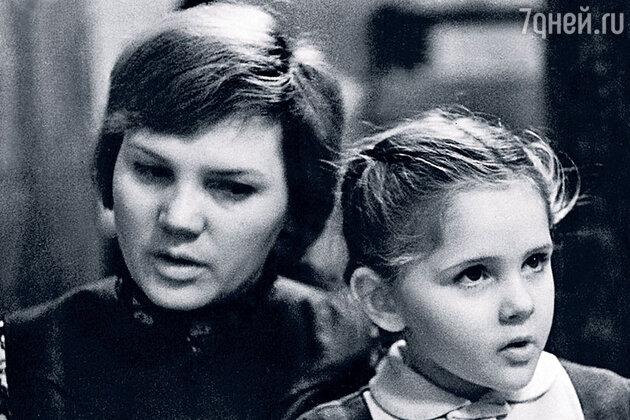 Тамара и Ксения Румянцевы