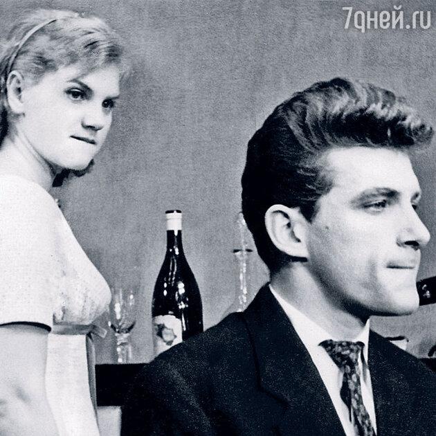 Эммануил Виторган и Тамара Румянцева