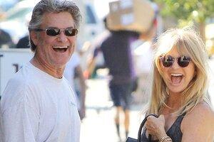 Голди Хоун и Курт Рассел поженятся после 30 лет отношений