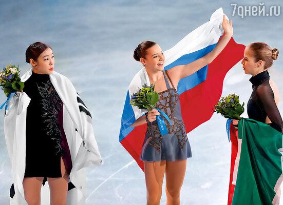 Думаю, ни олимпийская чемпионка Юна Ким, ни пятикратная чемпионка Европы Каролина Костнер не ожидали, что я выиграю