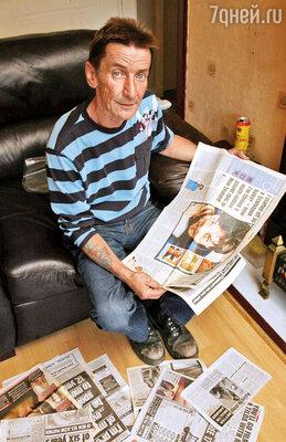 Джеймс МакЭвой-старший был простым кровельщиком и никуда не выезжал дальше Глазго