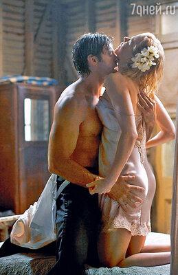 Хью Джекман и Николь Кидман в фильме «Австралия». 2008 г.