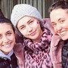 Майли Сайрус провела выходные с семьей Шварценеггера