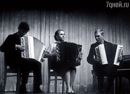 Отчетный концерт в Рязанском музыкальном училище