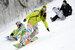 Горные лыжи, трамплины и лыжные трассы на «Воробьевых горах»