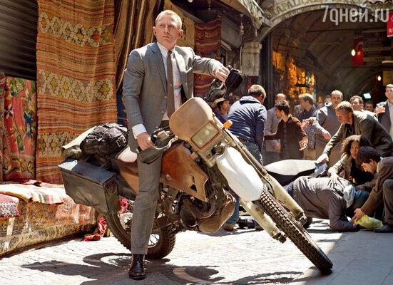 Кадр из фильма «007 Координаты Скайфолл»