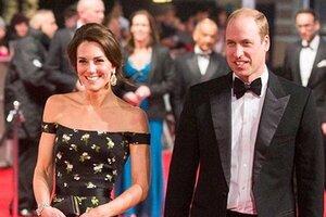 Герцогиня Кембриджская затмила других гостей юбилейной церемонии BAFTA