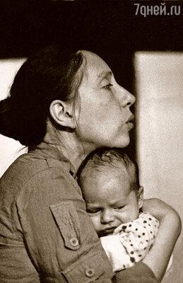 Рождение Ванечки — потрясение и просто счастье, 1978 г.