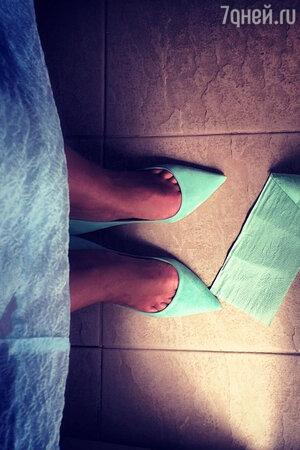 Туфли от от Sergio Rossi