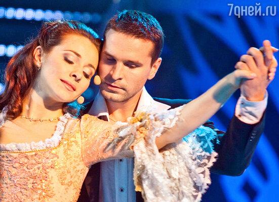 Екатерина Гусева и Виктор Добронравов