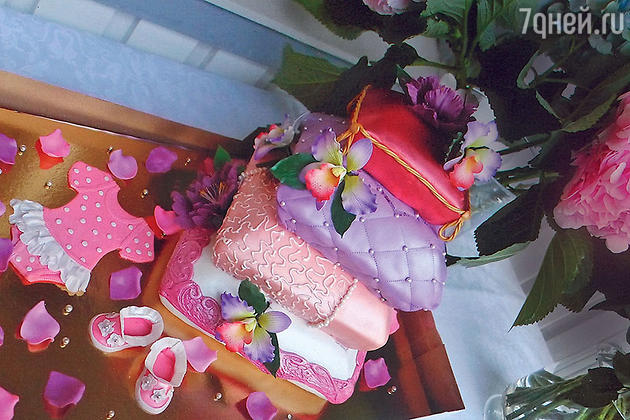День рождения внучки Никиты Михалкова Лиды