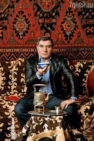 Армен Джигарханян. 1980-е гг.