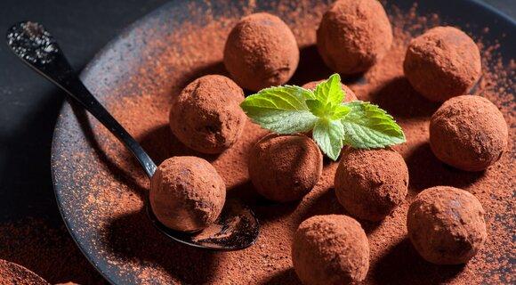 Шоколадные трюфели: рецепт от кондитера Бадди Валастро